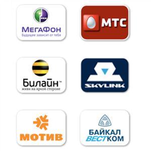 Операторы сотовой связи Дебес