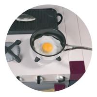 Кафе Людмила - иконка «кухня» в Дебесах